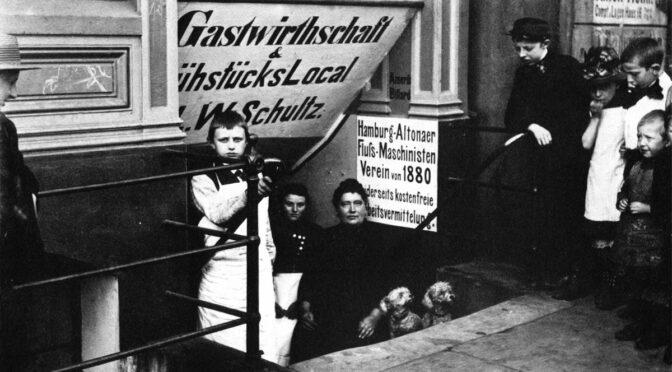 Wachsamkeit in der Arbeiterkneipe. Die Vigilanzberichte der Politischen Polizei Hamburgs (1892–1910)